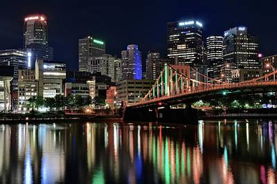 Photograph - Picturesque Pittsburgh by Frozen in Time Fine Art Photography