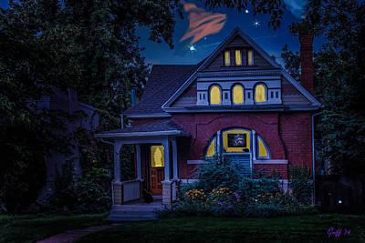 Digital Art - Picutre Window by J Griff Griffin