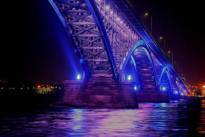 Piece Bridge Original by Brian Mcmillen