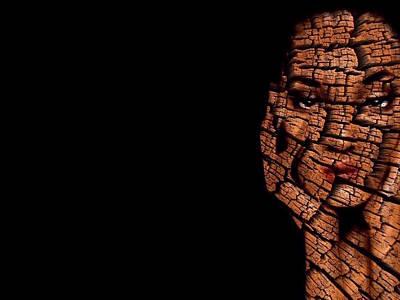 Digital Art - Bored Stiff by ISAW Gallery