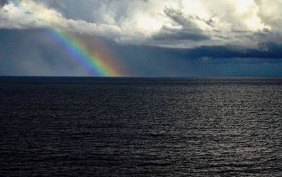 Walter Gantt Wall Art - Photograph - Pieces Of A Rainbow by Walter Gantt