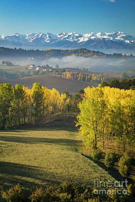 Photograph - Piemonte Morning by Brian Jannsen