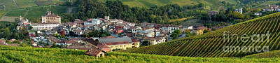 Photograph - Piemonte Panoramic by Brian Jannsen