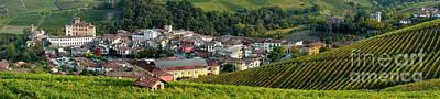 Photograph - Piemonte Panoramic by Brian Jannsen