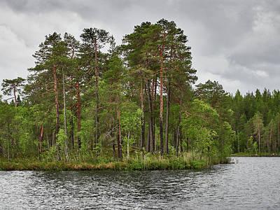 Photograph - Pieni Koirajarvi by Jouko Lehto