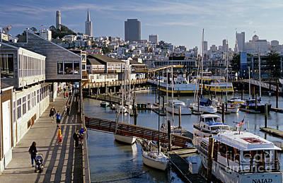 Photograph - Pier 39  by Jim Corwin