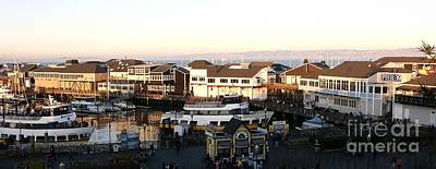 Photograph - Pier 39 Panorama by Carol Groenen
