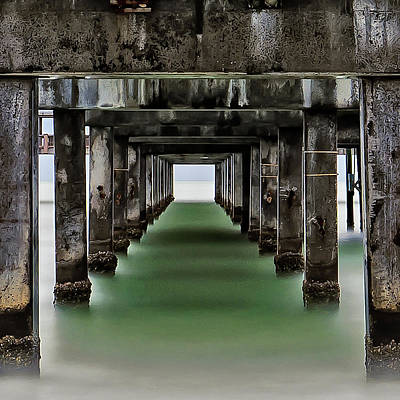 Photograph - Pier 60 by Stefan Mazzola