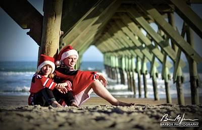 Photograph - Pier by Brian Jones