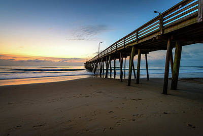 Photograph - Pier For Breakfast by Michael Scott