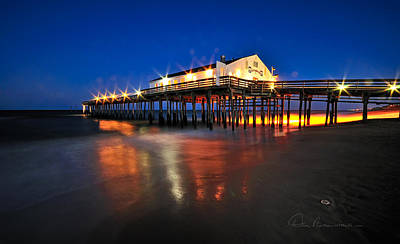 Photograph - Pier Jewels 7884 by Dan Beauvais
