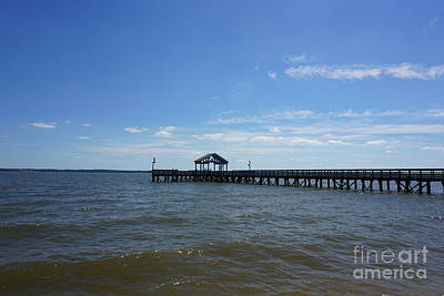 Photograph - Pier  by Jimmy Clark