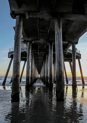 Photograph - Pier by Kip Krause