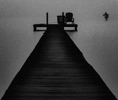 Expensive Photograph - Pier No.19 by Michael DeBlanc