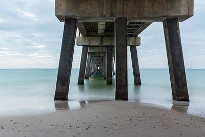 Photograph - Pier Portal by Davin McLaird
