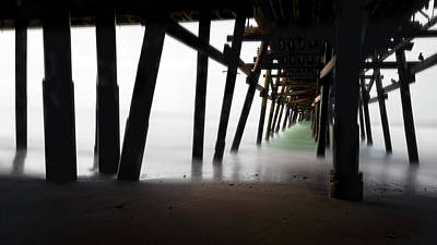 Photograph - Pier Pressure by Sean Foster
