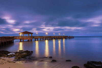 Photograph - Pier by Scott Meyer