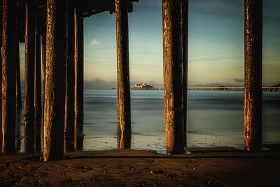 Photograph - Pier To Pier by Marnie Patchett