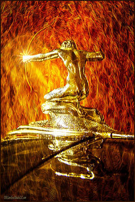 Photograph - Pierce-arrow Ignite Passion by LeeAnn McLaneGoetz McLaneGoetzStudioLLCcom