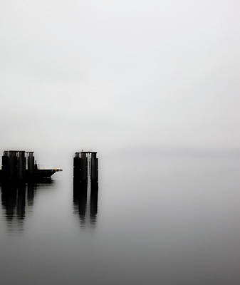 Photograph - Pierce County Contemplation  by Kandy Hurley