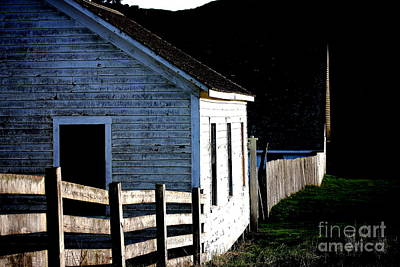 Photograph - Pierce Point Ranch 5 by Wingsdomain Art and Photography