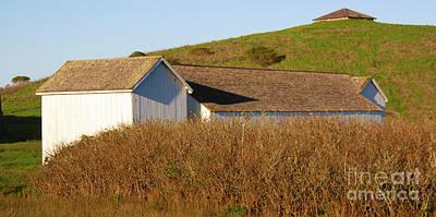 Photograph - Pierce Pt. Barns by Joyce Creswell