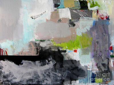 Painting - Pierre De Lune by Diane Desrochers