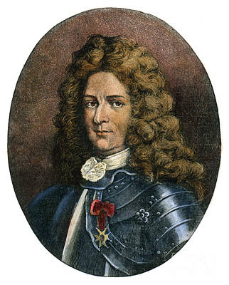 Drawing - Pierre Lemoyne, 1661-1706 by Granger
