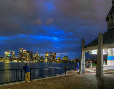 Photograph - Piers Park 4657 by Jeff Stallard