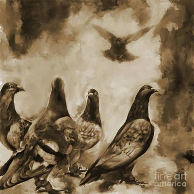 Pigeon  Original