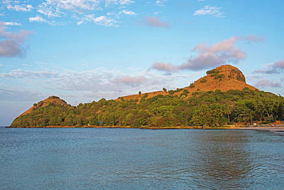 Photograph - Pigeon Island Saint Lucia Caribbean by Toby McGuire
