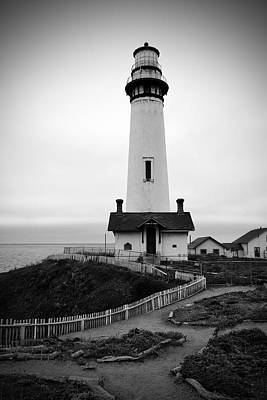 Photograph - Pigeon Point 2 by Holly Blunkall