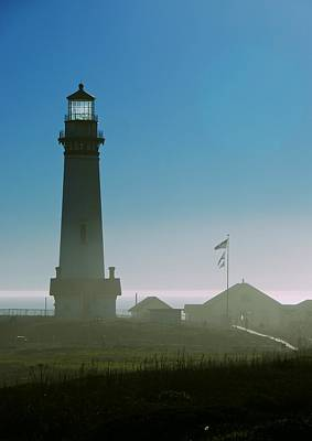 Photograph - Pigeon Point Lighthouse by Eric Tressler