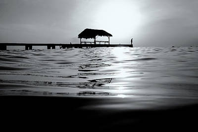 Photograph - Pigeon Point Tobago 1 by Nadia Sanowar