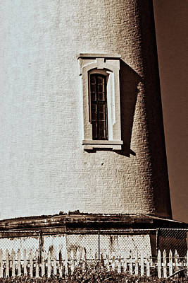 Photograph - Pigeon Point Window by Randy Bayne
