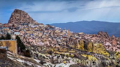 Photograph - Pigeon Valley Cappadocia Turkey by Rene Triay Photography