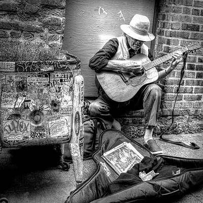 Photograph - Pike Market Solo by Greg Sigrist