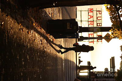 Photograph - Pike St. Seattle by Brian Boyle