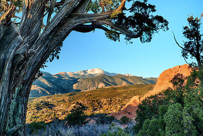 1-war Is Hell Royalty Free Images - Pikes Peak from Ridge Trail Royalty-Free Image by David Soldano