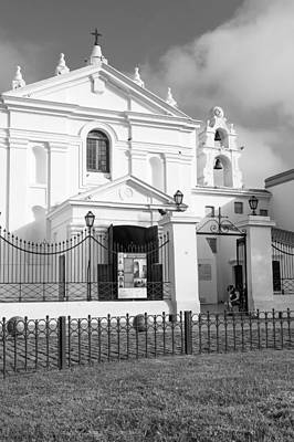 Photograph - Pilar Church by Silvia Bruno