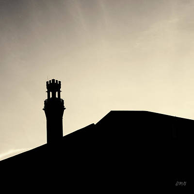 Photograph - Pilgrim Monument Provincetown Ma Toned by David Gordon