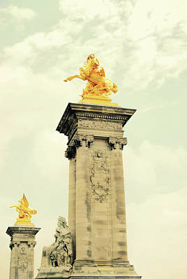 Photograph - Pillar Of Bridge by JAMART Photography