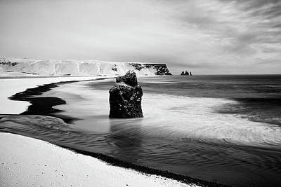 Photograph - Pillar Of The Sea by Robbie George