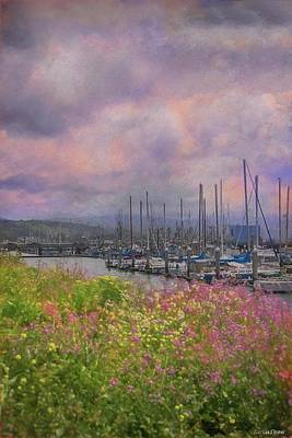 Photograph - Pillar Point Harbor by Patricia Dennis