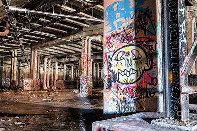Photograph - Pillars Abandoned by Joann Long