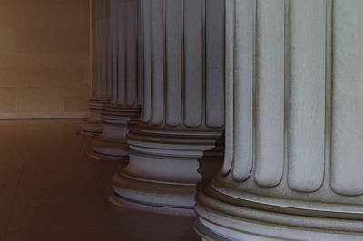 Photograph - Pillars by Buddy Scott