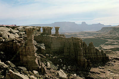Photograph - Pillars Canyonlands by Peter J Sucy