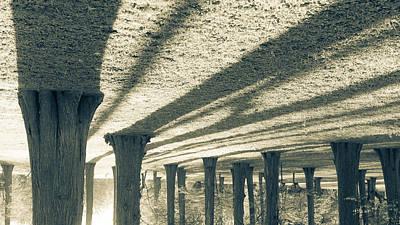 Photograph - Pillars by Scott Rackers