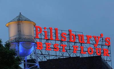 Pillsbury's Best Flour Art Print by Art Spectrum