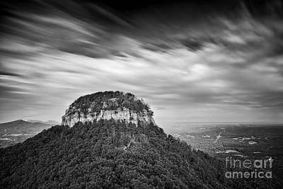 Photograph - Pilot Mountain 2 by Patrick M Lynch